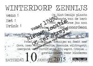 Winterdorp 2015 nieuwe locatie OC